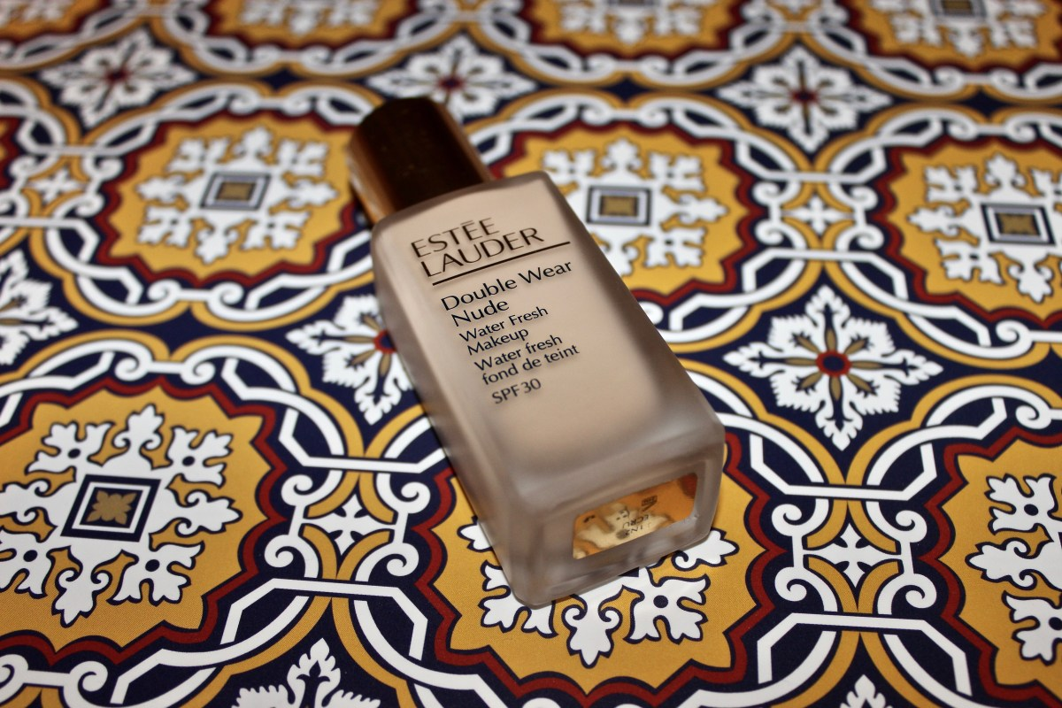Estèe Lauder Double Wear Nude Foundation